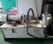 機械で使うモーターの修理1