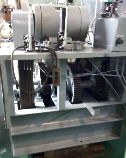 機械で使うモーターの修理2