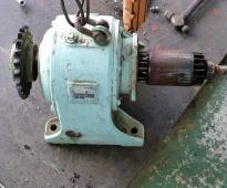 減速モーターの修理