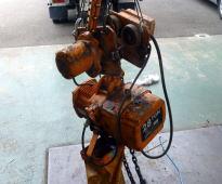 電気チェーンブロックの上架・修理・点検等